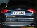 Eisenmann нержавеющий Steel Axleback выхлоп 4 x 90 x 70 mm Oval Tips Audi S4 8B 4.2L 09-14