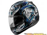 Arai Signet-Q Flash Синий Motorcycle Шлем XL
