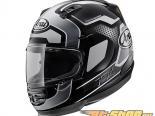 Arai Defiant Character Чёрный Motorcycle Шлем SM