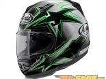 Arai Defiant Asteroid Green Motorcycle Шлем 3XL