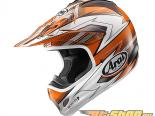 Arai VX-Pro3 Nitrous Orange Motorcycle Шлем MD