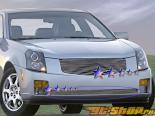 Решётка на бампер для  Cadillac CTS 03-07