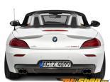 AC Schnitzer Карбон задний диффузор BMW Z4 E89 with M Sports Package 09-14