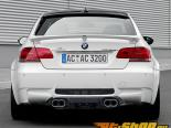 AC Schnitzer Карбон задний диффузор without Clear Coat BMW M3 Coupe E92 | Cabrio E93 08-13