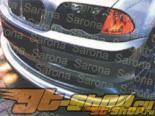 Накладка на передний бампер для BMW 3 1999-2002