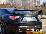 Auto Craft задний Wing | задний Спойлер 01 Type C - Карбон Toyota GT86 | Scion FRS 13+