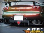 Auto Craft задний Under | диффузор 02 FRP Mazda RX-7 FD3S 93-02