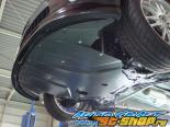 Auto Craft передний  Under | диффузор 01 Mazda 2 07-13