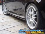 Auto Craft Side Step 01 Type B - Карбон Mazda 2 07-13