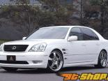 Auto Couture Side Step 05 Lexus LS Series 01-06