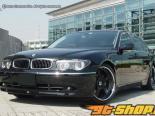 Auto Couture Передняя губа 02 BMW 7-Series E65 66 02-09