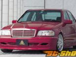 Auto Couture Side Step 02 Mercedes-Benz C-Class W202 95-00