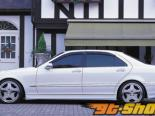 Auto Couture Side Step 03 Mercedes-Benz S-Class W220 99-05