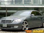 Auto Couture Side Step 01 Mercedes-Benz S-Class W221 06-13