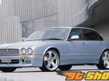Auto Couture Side Step 03 Jaguar XJ | X300|308 95-02