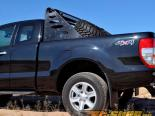Addictive Desert Designs Chase Rack Lite 40inch Forward Bar 30inch задний Facing Bar Ford Ranger T6 11-14