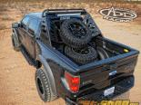 Addictive Desert Designs Chase Rack Lite 50inch Forward Bar 30inch задний Facing Bar Ford F-150 09-14