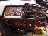 Addictive Desert Designs Standard передний  Rancher бампер With Stealth Panels Dodge Ram 2500 | 3500 10-14
