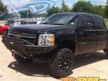 Addictive Desert Designs Standard передний  бампер With Stealth Panels Chevrolet Silverado 1500 07-14