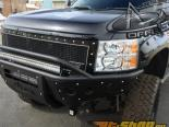 Addictive Desert Designs Standard передний  бампер With Stealth Panels Chevrolet Silverado 2500 | 3500 07-10