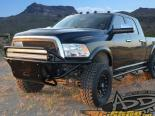 Addictive Desert Designs Standard передний  бампер With Stealth Panels Dodge Ram 2500 | 3500 10-14