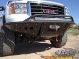 Addictive Desert Designs Standard передний  бампер With Stealth Panels Winch GMC Sierra 2500 | 3500 07-10