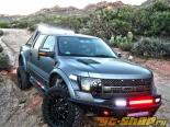 Addictive Desert Designs Stealth Fighter передний  бампер Logo In Top Ford Raptor 10-14