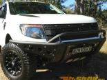 Addictive Desert Designs Standard передний  Rancher бампер With Winch Ford Ranger T6 11-14