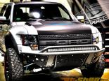 Addictive Desert Designs Standard передний  бампер With Stealth Panels Ford Raptor 10-14
