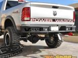 Addictive Desert Designs Dimple R задний бампер Set Up для Duallys In Hammer Чёрный Dodge Ram 2500 | 3500 10-14
