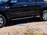 Addictive Desert Designs Venom Side Step для Super Crew Седан In Hammer Чёрный Ford Ranger T6 11-14