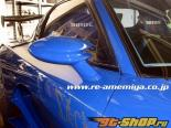 RE Amemiya FRP Super Greddy3 Двери Зеркала Mazda RX-7 FD3S 93-02