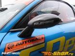 RE Amemiya Карбон Super Двери Зеркала Mazda RX-7 FD3S 93-02