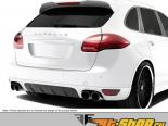 Aero Function задний Lip 3-Pieces (GFK) Porsche Cayenne 11-12