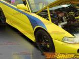 Пороги на Acura Integra 1990-1993 Extreme