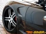 AimGain крылья Duct 01 Lexus SC430 01-05