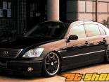 AimGain 30 Side Step 01 Type A Lexus LS Series 01-06