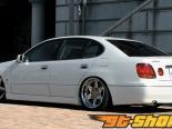 AimGain 16 Side Step 01 Lexus GS300 98-04