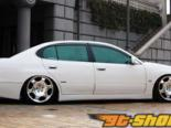 AimGain 16 Side Step 02 Lexus GS300 98-04