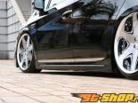 AimGain Side Step 02 Toyota Prius 10-13
