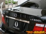AimGain JUN VIP задний Wing Lexus LS Series LS460|600h|600hl Before M|C 06-13