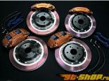 AimGain тормозной комплект|Set 02 8POT&4POT Lexus LS Series 06-13