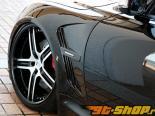 AimGain крылья Duct 01 Lexus SC430 05-10
