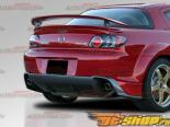 Задний бампер для Mazda RX-8 2003-2008 MS Уретан
