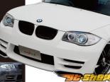 Apple Auto A-Real передний  бампер 01 Type B BMW 1-Series Hatch E87 05-11