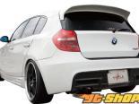 Apple Auto A-Real задний Under|диффузор 01 Type B - Карбон BMW 1-Series Hatch E87 05-11