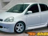 Alpha Project Side Step 01 Toyota Yaris 2005