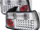 Задняя оптика для BMW E36 92-98 3 SERIES Chrome: Spyder