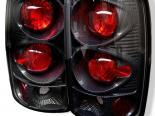 Задние фары на GMC Denali 00-06 Altezza Карбон: Spyder