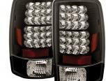 Задняя оптика для GMC Denali 00-06 Чёрный : Spyder